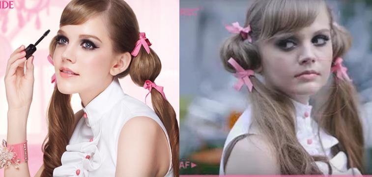 Dakota Rose Kotakoti Makeup Tutorial - YouTube