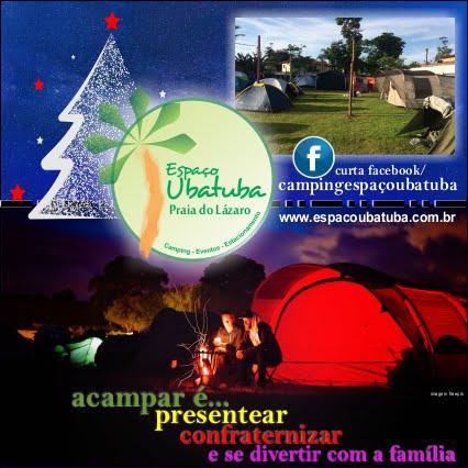 Natal Camping Espaço Ubatuba