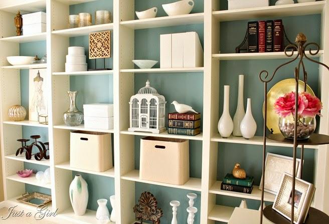 Decor Standing Shelf For Laundry Room Short