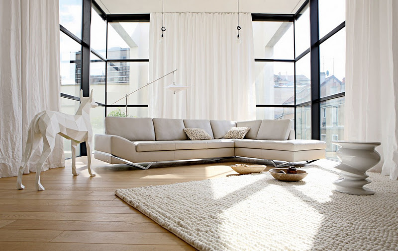 loveisspeed.......: Living Room Inspiration: Modern Sofas by Roche ...