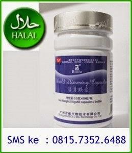 Obat Pelangsing Yang Halal