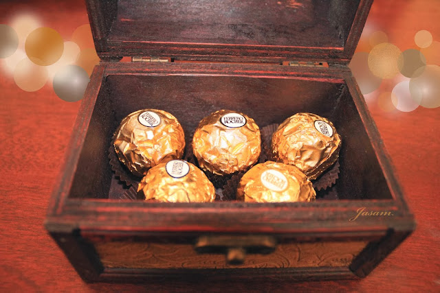 Ferrero. Always delicious!