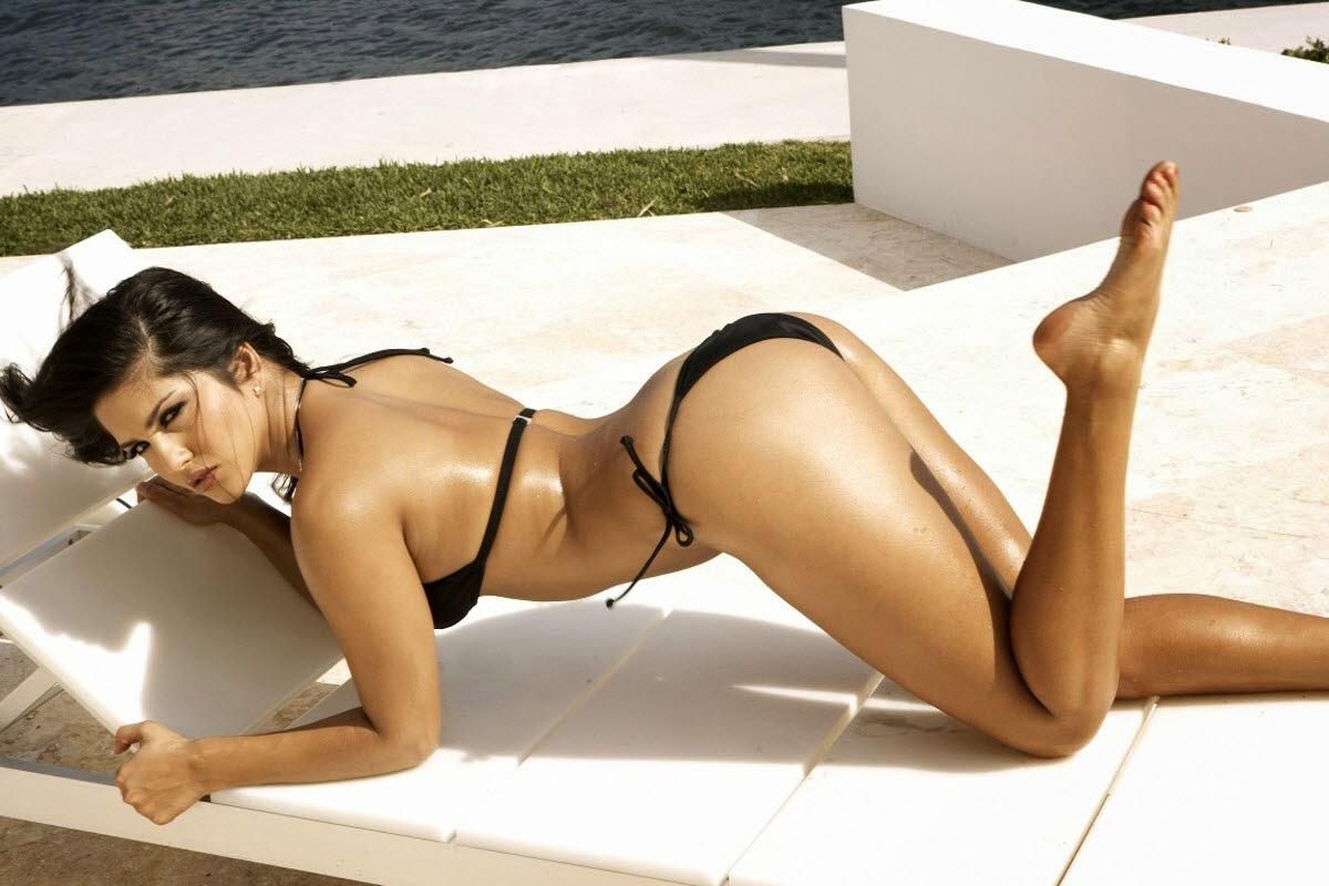 Bikini fille dessous de verres, Set de 4 chaud et froid
