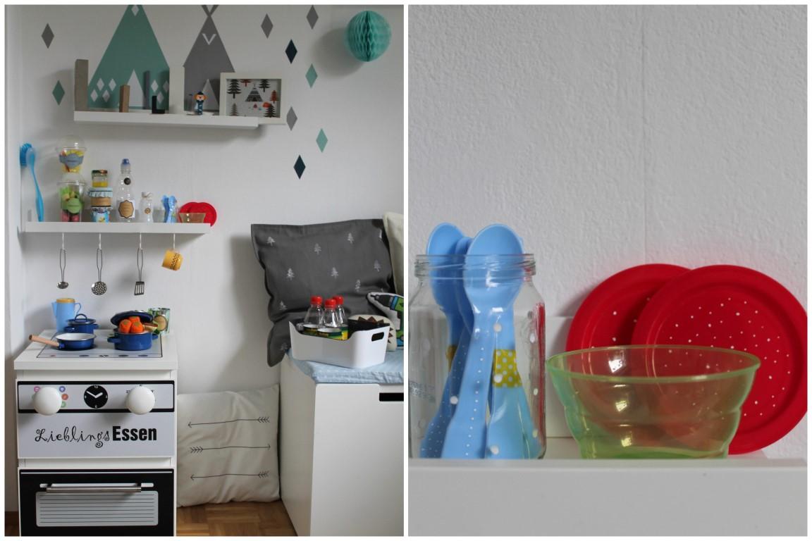 Ausgezeichnet Diy Spielküche Bilder - Ideen Für Die Küche Dekoration ...