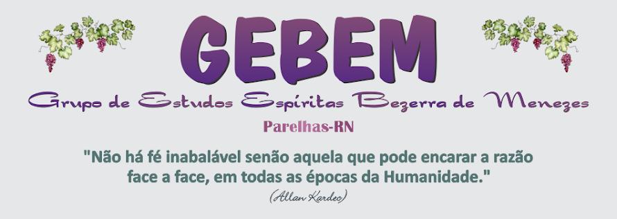 Grupo Espírita Dr. Bezerra de Menezes