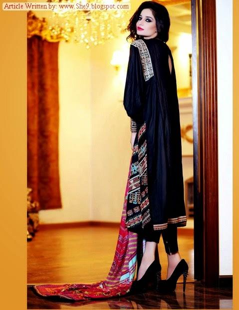 Hadiqa Kiani Winter Catalog / Magazine