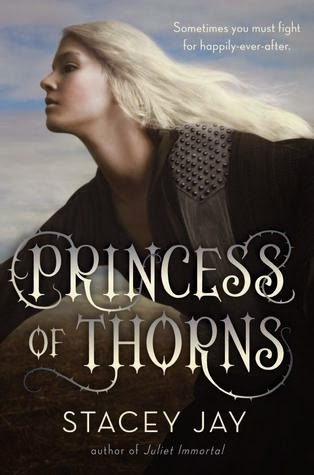 Princess of Thorns book cover