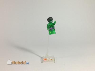 Lego giả mô hình siêu anh hùng Hulk