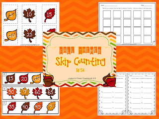 http://www.teacherspayteachers.com/Product/Fall-Skip-Couting-by-5-965404