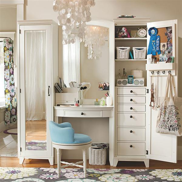 Indian Vanity Case Dressing Room Storage Ideas