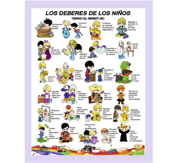 DERECHOS : Ley Orgánica para la Protección del Niño y del ...