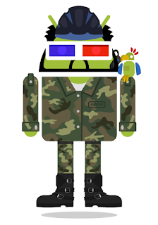 androidify - soldier