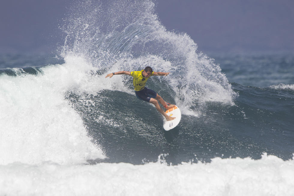 15 Andy Criere FRA Lanzarote Teguise 2015 Franito Pro Junior Foto_WSL Gines Diaz