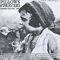 What inspired band name Pillows - VA - Pillows & Prayers - Cherry Records