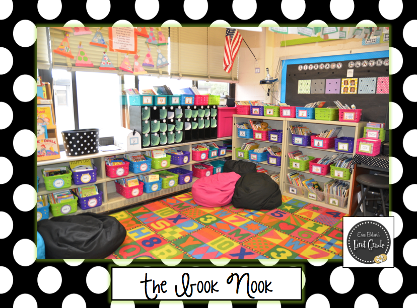 Classroom Decorations For Grade 7 ~ Photos of my first grade classroom erica s ed ventures