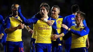 Brighton 2 - 3 Arsenal # Tous les Buts