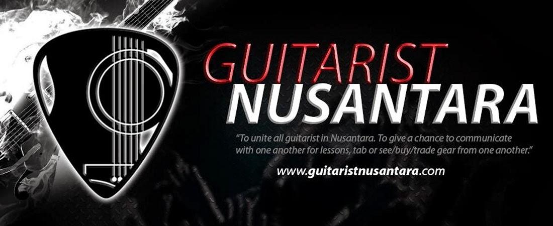 Guitarist Nusantara