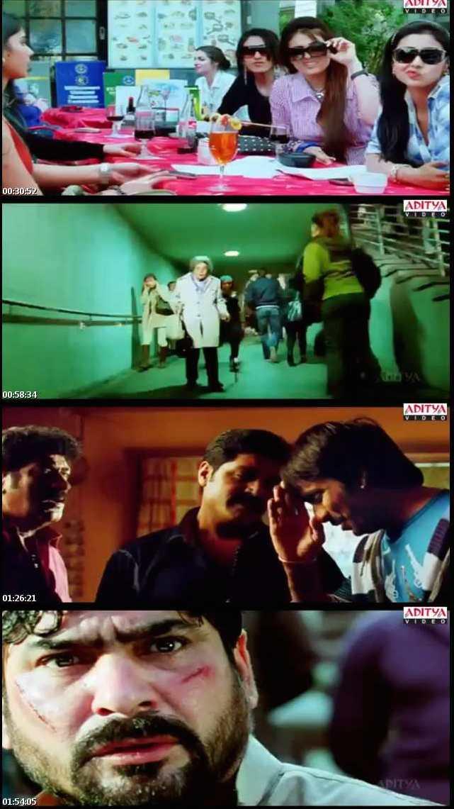 Sabse Bada Don 2010 Hindi Dubbed HDRip 800mb
