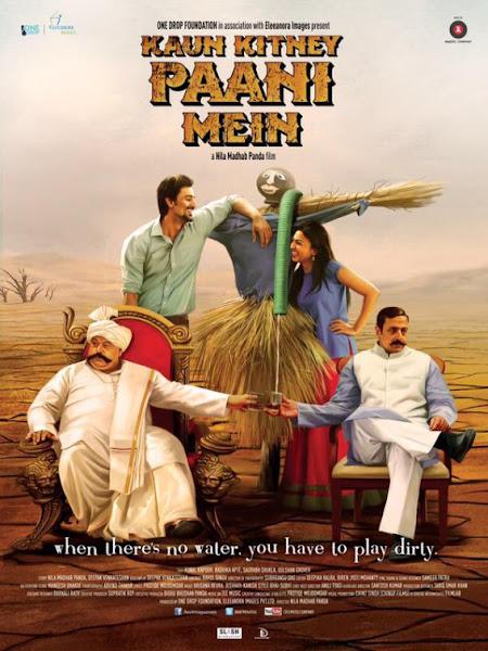 Poster of Kaun Kitney Panee Mein 2015 1CD DVDRip Hindi