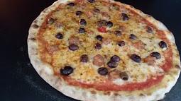 PIZZA DEL MESE           MEDITERRANEA