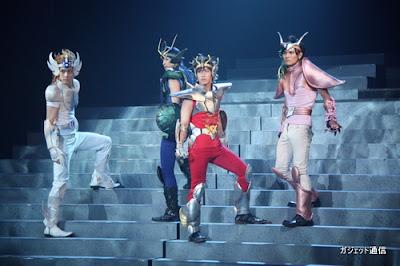 musical dei Cavalieri dello Zodiaco
