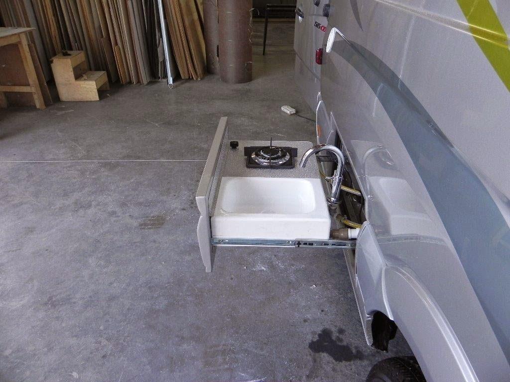 Imagens de #6C6342 Victória Motor Homes: Entrega Motorhome OUTDOOR Sprinter Mercedes  1024x768 px 2780 Box Banheiro Motorhome