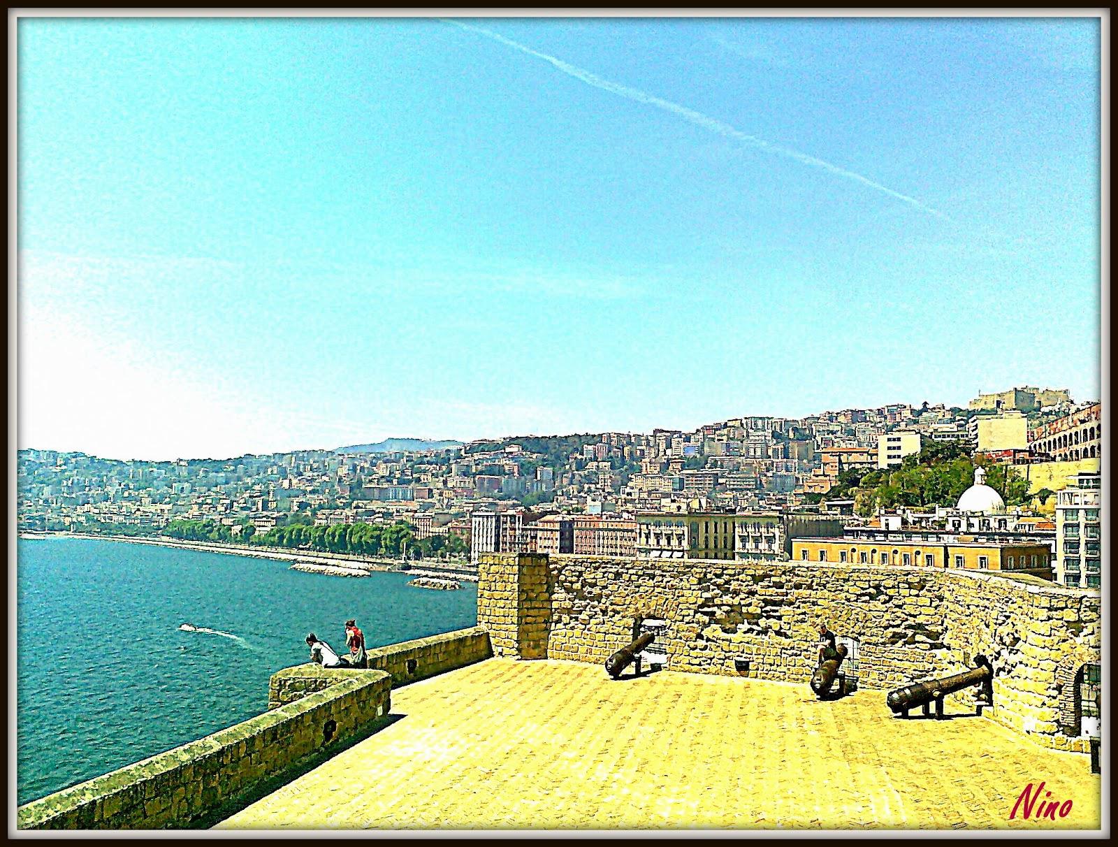 Napoli vista da uno studente: Napoli: un panorama mozzafiato, da 6 ...