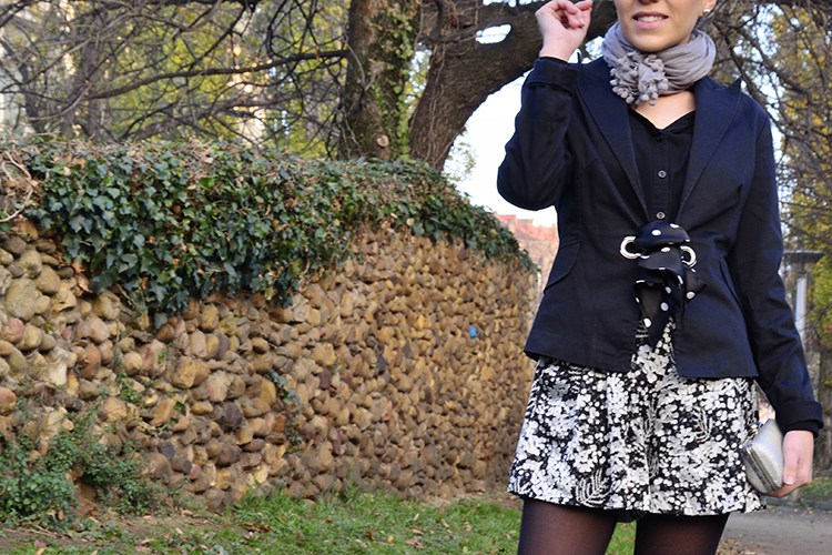 look-silver-shorts-plata-outfit-navidad-xmas-blogger-blazer