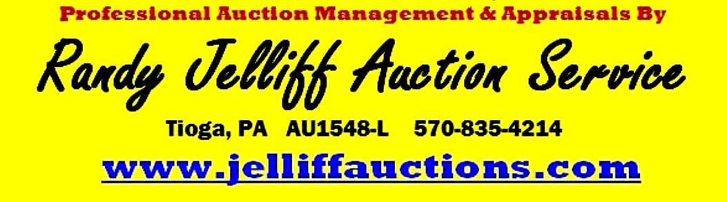 Randy Jelliff Auction Service