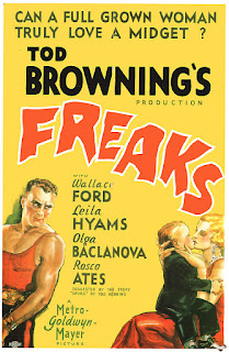 "31 Days of Horror Day 18 - ""Freaks"" (1932)"