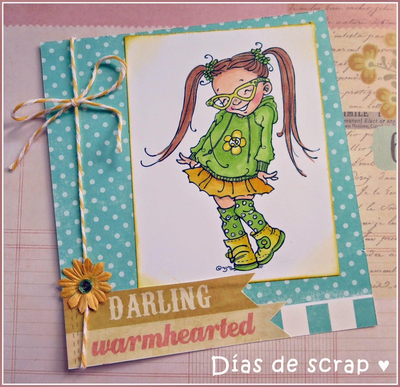 scrap postal reto mo's digital pencil challenge stamps