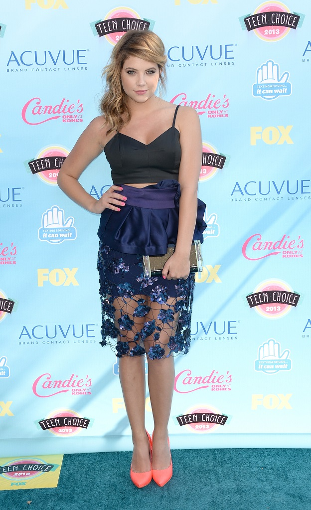 Ashley Benson - 2013 Teen Choice Awards