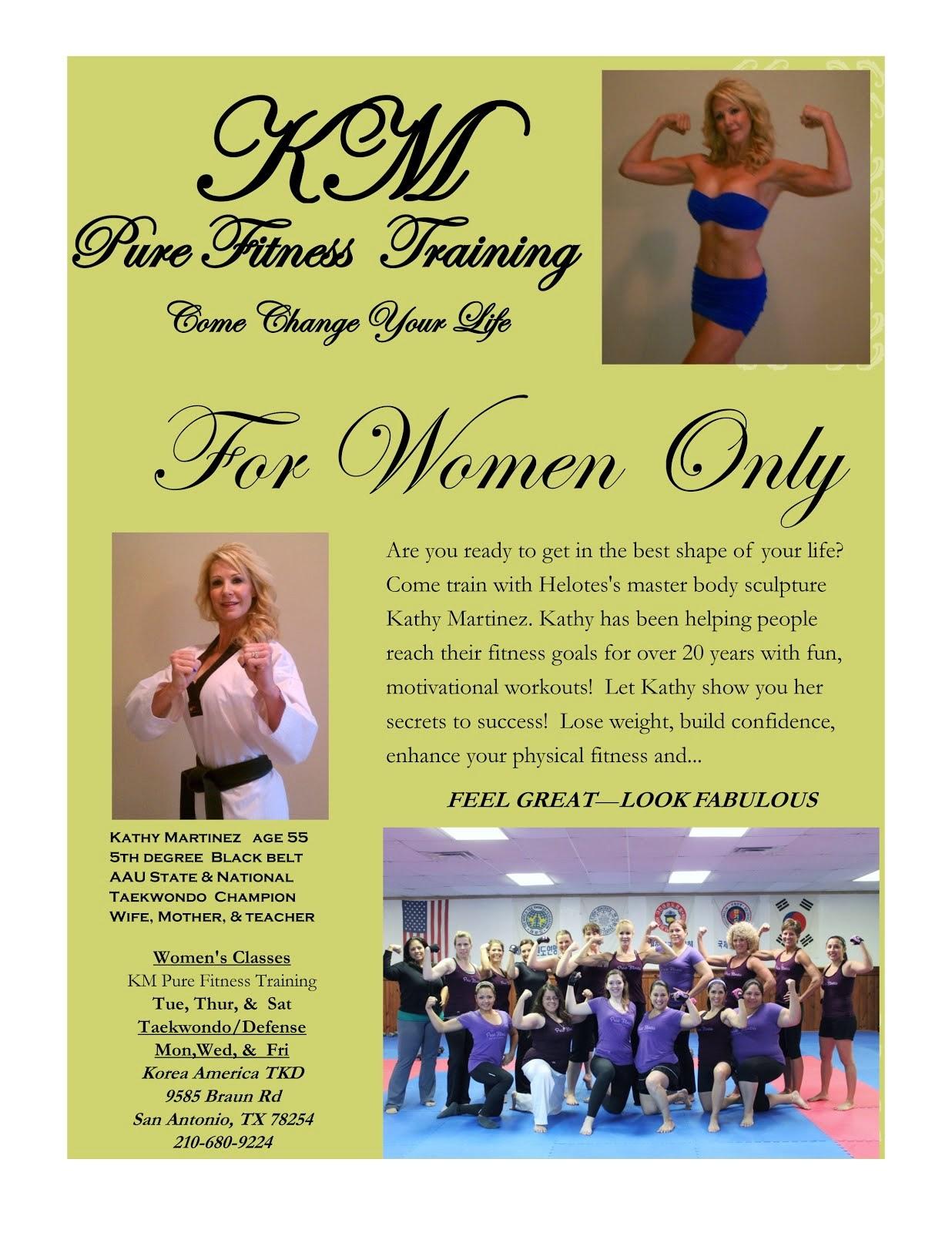 KM Pure Fitness Training