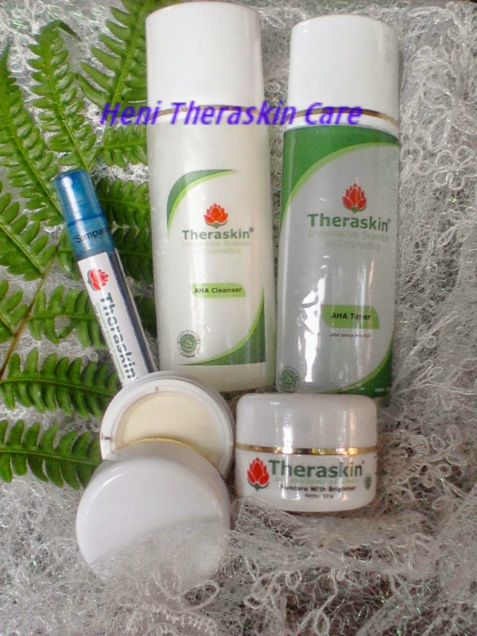 Heni Theraskin Care Aha Cleanser Order Via Sms 085742842555 Diposting Oleh