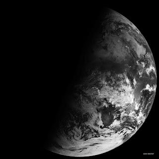 Earth Axis Tilt During Winter Solstice