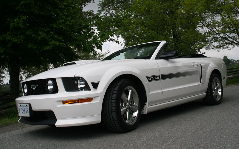 ford mustang gt cs convertible price. Black Bedroom Furniture Sets. Home Design Ideas