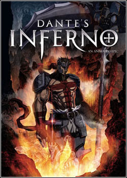 Download - Dante's Inferno - Uma Animação Épica DVDRip - AVI - Dual Áudio