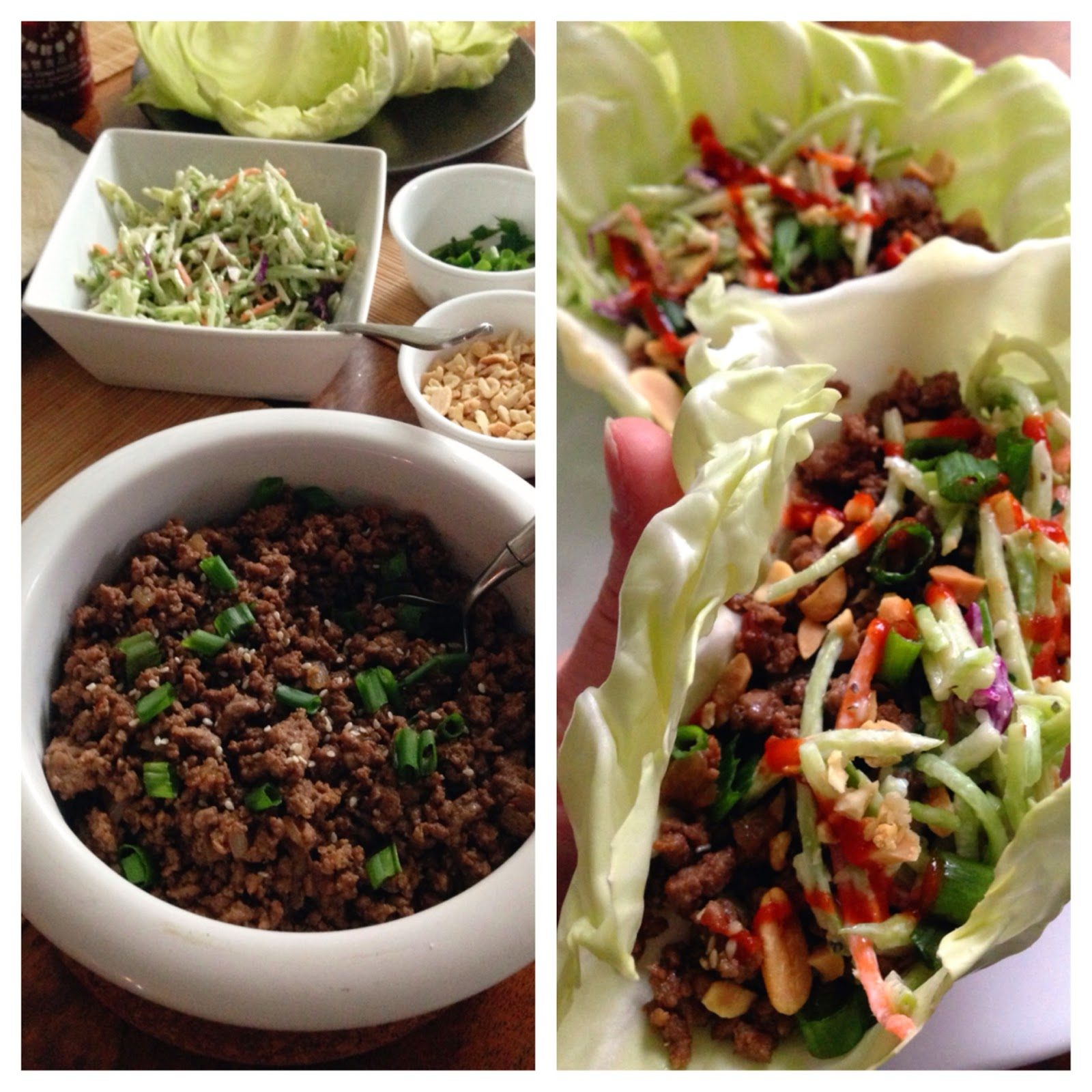 Taylor made korean beef cabbage tacos with asian broccoli slaw 3192014 forumfinder Choice Image