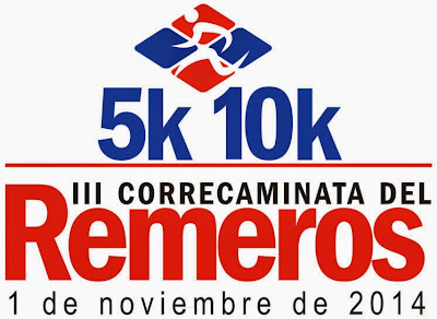 10k y 5k del club Remeros (Paysandú, 01/nov/2014)
