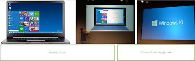 Windows 10 işletim sistemi indir.