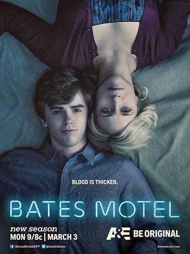 Download Bates Motel S02E01 HDTV AVI + RMVB Legendado Baixar Seriado 2014