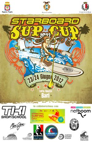 Starboard SUP CUP 2012