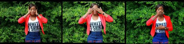 Nigerian Blogger Sisi Yemmie