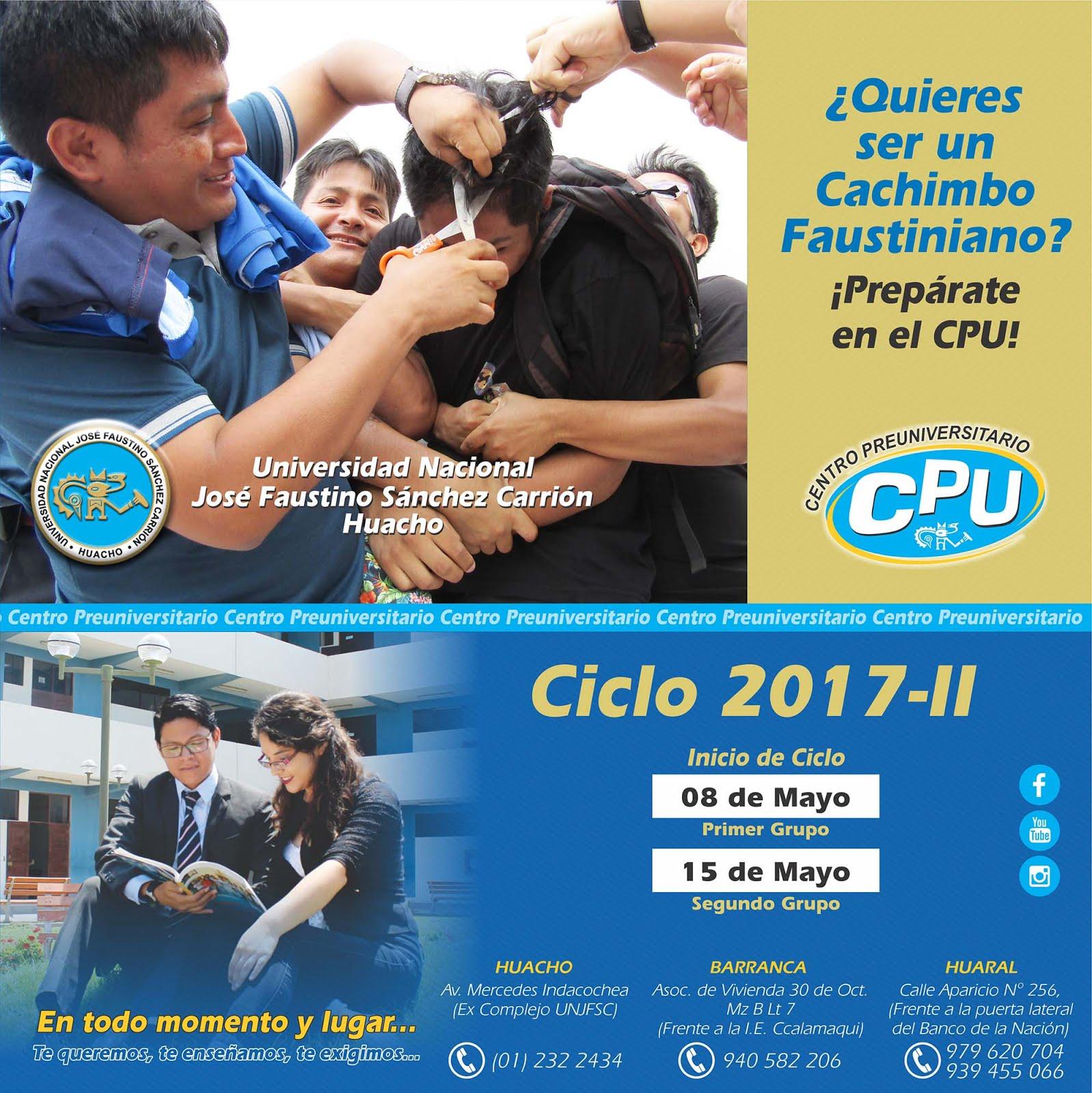 CPU HUACHO