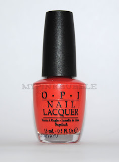 OPI Call Me Gwen-ever
