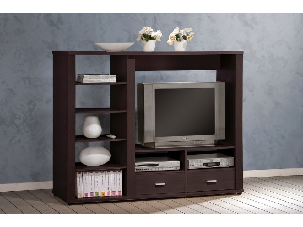 meuble tv avec colonne rangement maison design. Black Bedroom Furniture Sets. Home Design Ideas