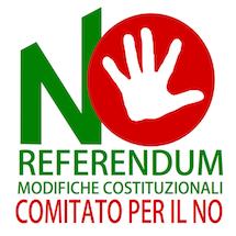 SEMPRE PIU' CONVINTO PER IL NO AL REFERENDUM COSTITUZIONALE