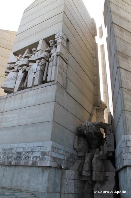 Monumentul Intemeietorilor Bulgariei - cneazul Boris