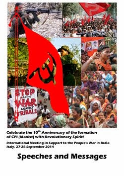 Official Pamphlet of the International Meeting for the 10th anniversary of the CPI (Maoist)