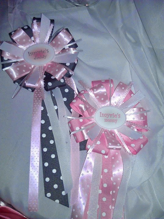 event design by kelly hair bows tutus themed baby shower